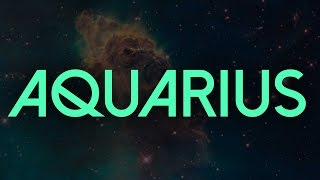 Aquarius | DISCOVER YOUR TRUE SELF!