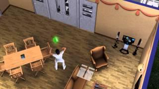Sims 3 Павел Воля я танцую как я танцую