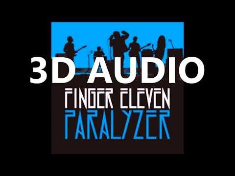 Finger Eleven (3D AUDIO) - Paralyzer (WEAR HEADPHONES)
