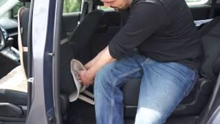 Install Viotek Tru-Comfort  Heated and cooled Seat Cushion  (AM-VT-SC-C-TAN)  ASIN: B00K1N43R2