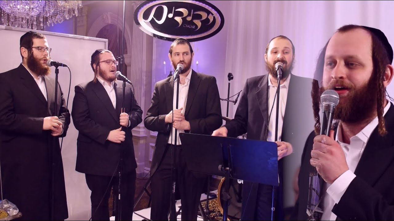 Shimmy Engel & Yedidim Choir - Hashata