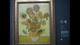 видео Картины мастера - музей Ван Гога в Амстердаме