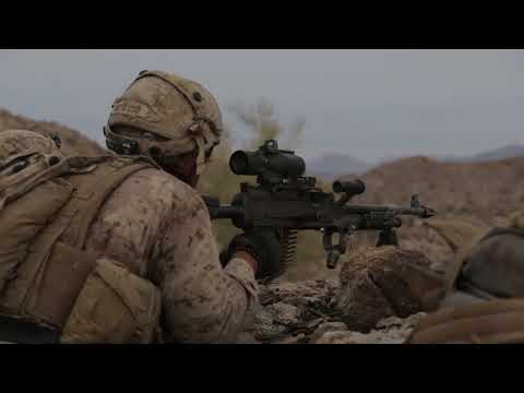 DFN:Marines conduct AST-1 at WTI 2-18, WELTON, AZ, UNITED STATES, 04.16.2018