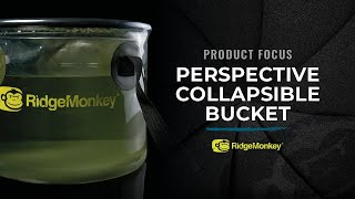Coming Soon: Perspective Collapsible Bucket