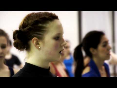 Alex Wong teaching at Cary Ballet Conservatory! - YouTube