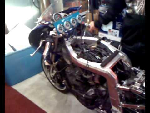 Suzuki Katana Rebuilt Carburetor