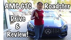 2018 Mercedes Benz AMG GTC Roadster:  Review & Drive
