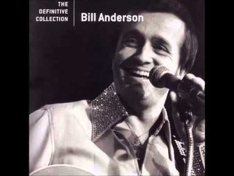Bill Anderson -- I Can't Wait Any Longer
