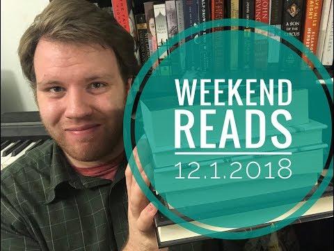 Weekend Reads 12Jan2018