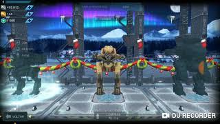 Segunda parte no robot wars