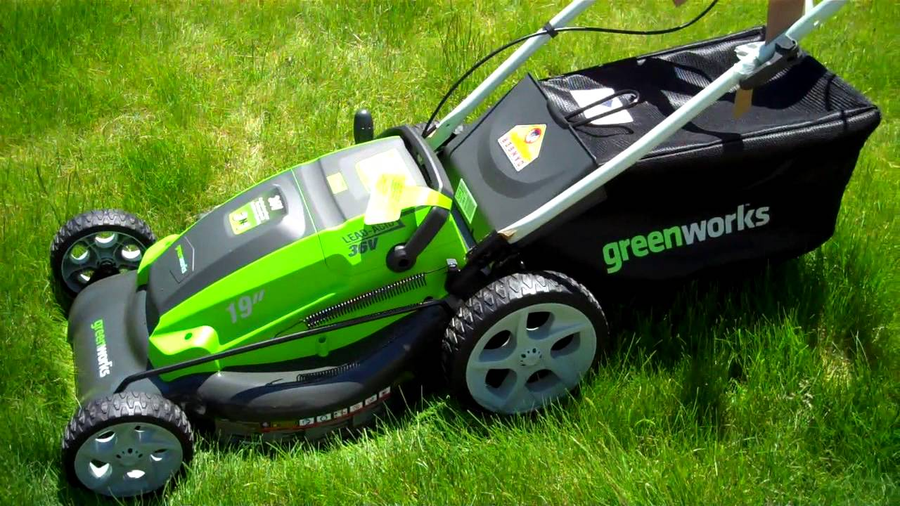 Best Cheap Lawn Mower in 2018 Review
