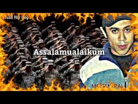 Malique - Assalamualaikum (Lirik) High Quality 💯🔥