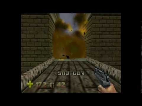Turok 2 - Seeds of Evil: Level 1 - Port of Adia [HD]