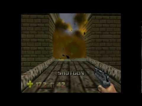 Turok 2 - Seeds of Evil: Level 1 - Port of Adia [HD]