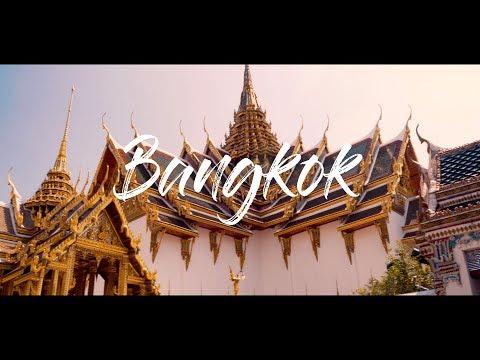 BANGKOK in Motion   Thailand - 4K Cinematic Travel Film