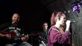 La Musique dans la Peau - Maldon acoustic cover Live (Idylle Trio)