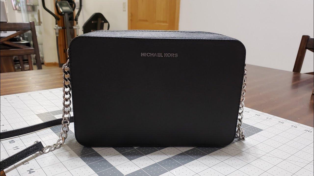 #michaelkorscrossbodybag Michael Kors Crossbody Bag Jet Set