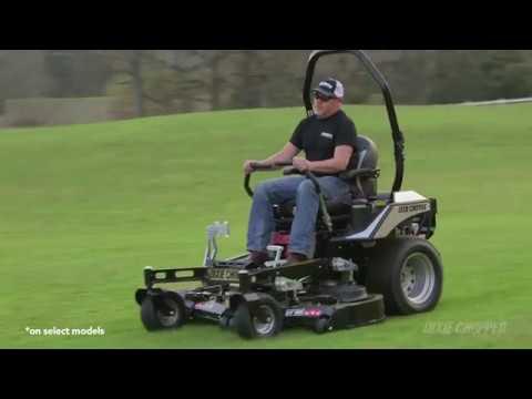Dixie Chopper - BlackHawk Zero-Turn Mower