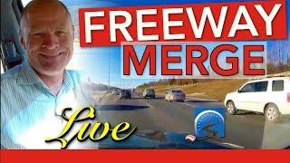 Merging and Staying Safe on Freeways :: Smart Sunday #44