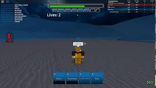 Roblox ABA - Law beats gold Gin (Say CHEESE)