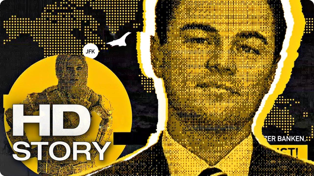 THE WOLF OF WALL STREET Story Deutsch German | 2014 Jordan Belfort ...