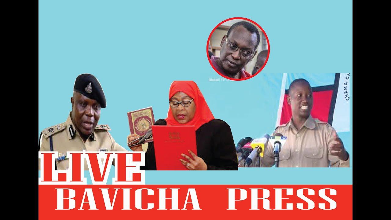 Download 🔴 LIVE: BARAZA LA VIJANA CHADEMA WAZUNGUMZA NA WANA HABARI MUDA HUU
