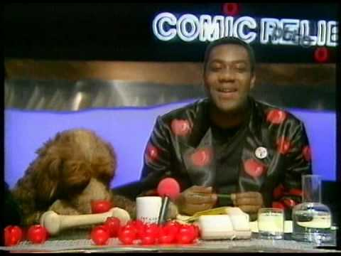 Lenny, Griff, Jonathan continuity | Comic Relief