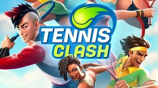 Easy Serve Trips and Tricks | Tennis Clash 3D: Multiplayer Sports Game | Mobile game | Skeleton Play