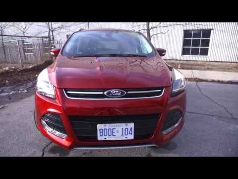 Review: 2014 Ford Escape