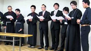 神学生・・・コンベンツアル・聖フランシスコ修道会