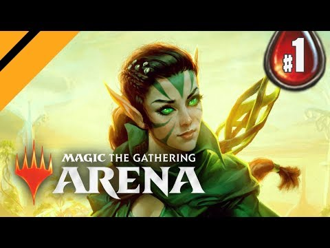 Magic: The Gathering Arena (sponsored) - P1