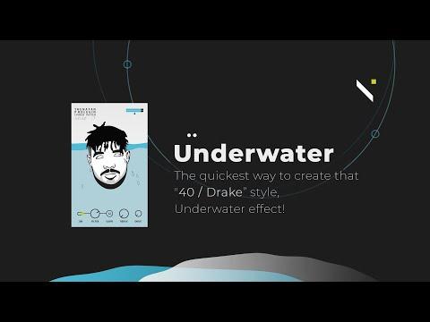 "Introducing ""Underwater"" AU VST VST3 FX Plugin ( That Drake Style Effect )"