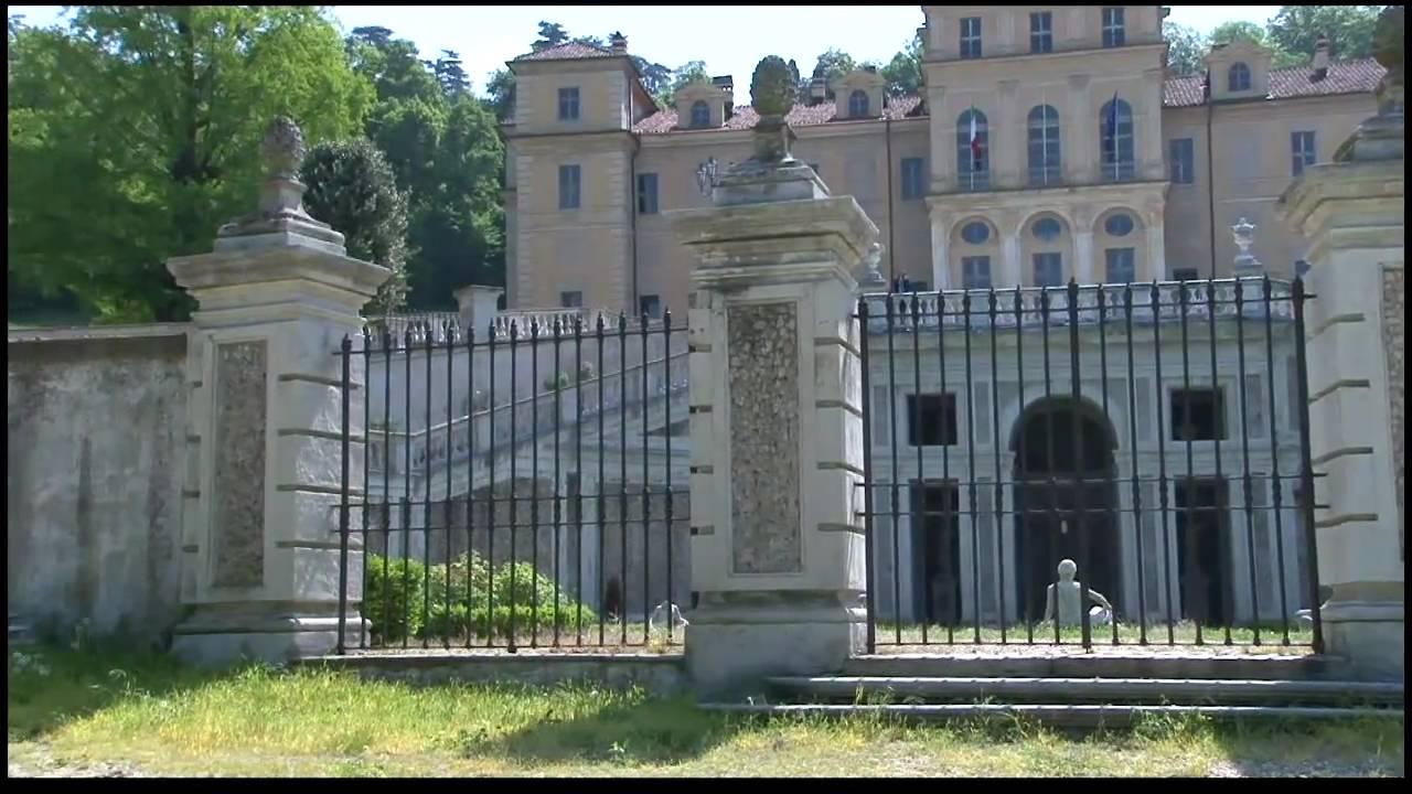 Torino villa della regina youtube - La casa della lampadina torino ...