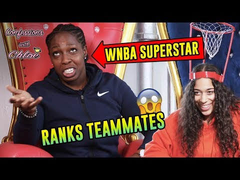 Do WNBA Superstars Use TINDER!? Point God Chelsea Gray Reveals The TRUTH 😱