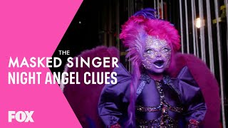 The Clues: Night Angel | Season 3 Ep. 18 | THE MASKED SINGER