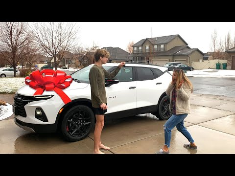 Surprising My Mom With Her Dream Car For Christmas!!