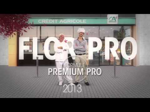 Offre Floripro Crédit Agricole
