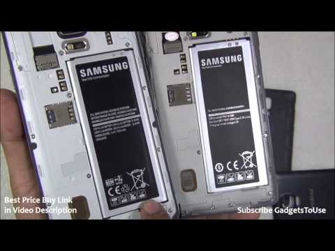 Samsung Note 4 Fake VS Real Original, Differences, Features and Overview HD