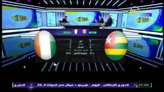 Can 2017 - محمد بركات: احنا ثالث اكبر اعمار في البطولة وعفيفي: الحضري السبب