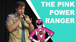 Letter to the Pink Power Ranger - Ryan Roe
