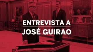 Entrevista con José Guirao, ministro de Cultura y Deporte