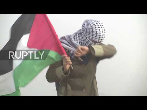 State of Palestine: One dead, dozens injured in Gaza protest