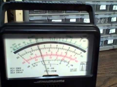 how to set multimeter to ohms mastercrafted