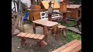 Мебель из массива садовая(, 2013-09-04T18:21:24.000Z)