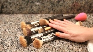 How to: Clean Your Makeup Brushes!