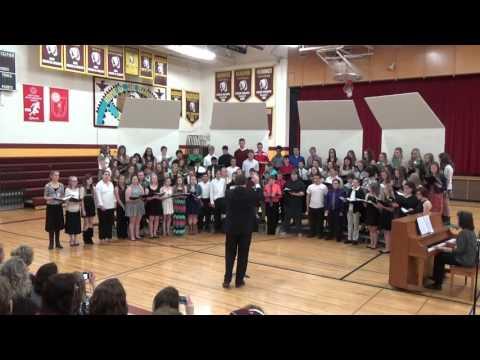 2016 Honor Choir:  Misty Morning by Carl Nygard Jr