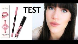 Test na żywo - K-lips by lovely 👄