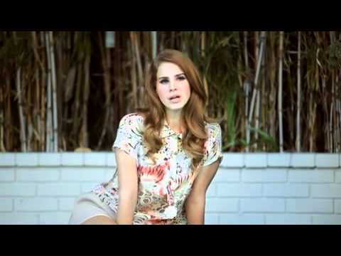 Lana Del Rey talks about the making of the video for Video Games