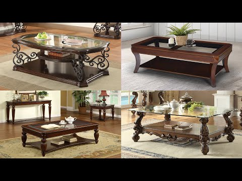 Super Glass Sofa Table Most Beautiful Center Table Ideas Youtube