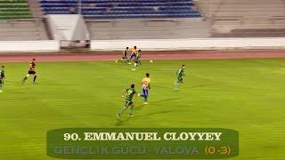 GENÇLİK GÜCÜ TSK vs YALOVA SK (0 -3) --Goals